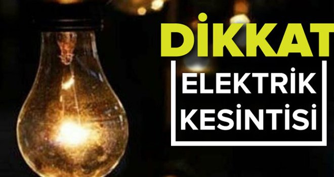 Son dakika…Enerjisa Gaziantep'e Duyurdu…