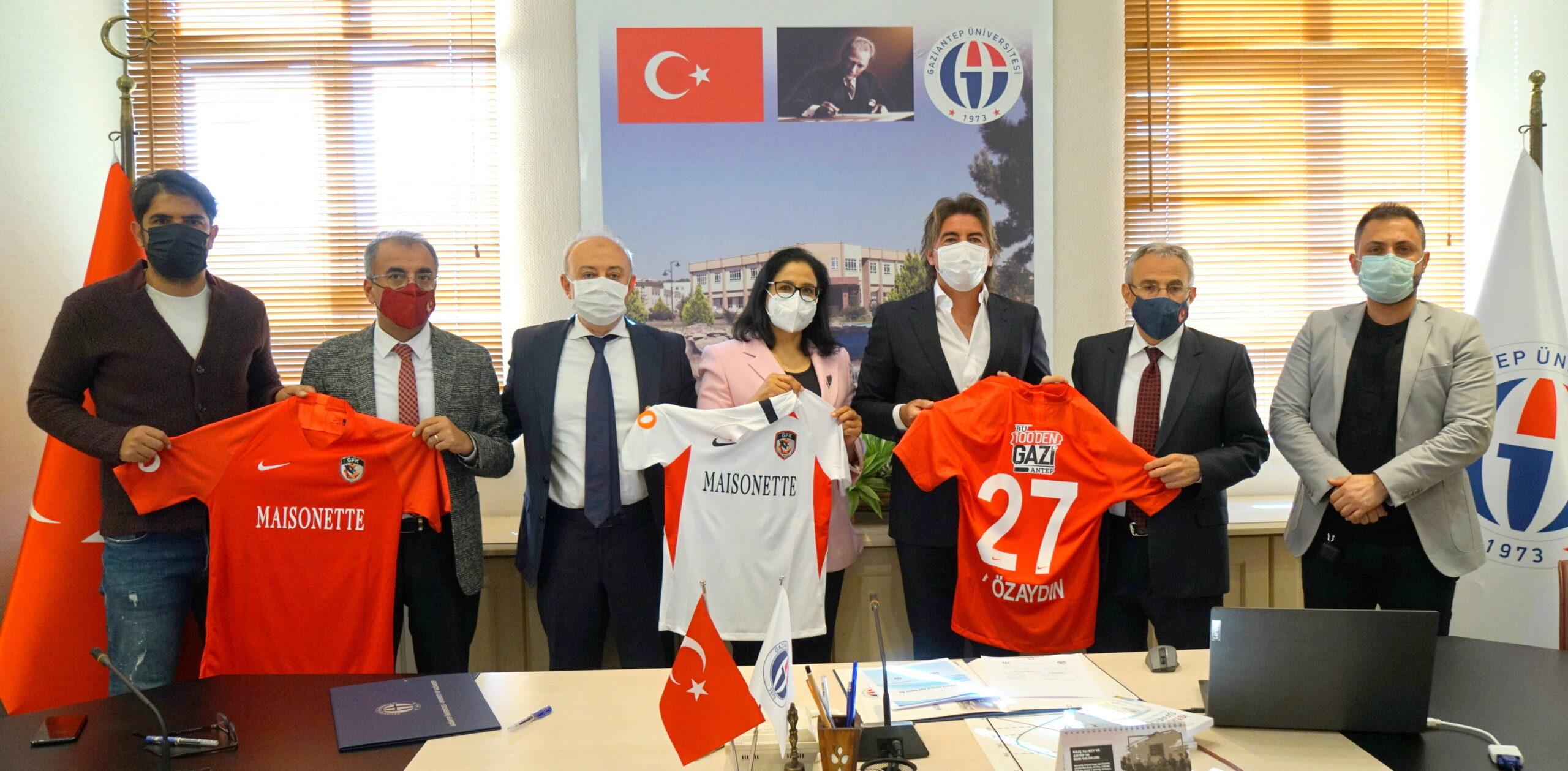 PROF. DR. ÖZAYDIN: GAZİANTEP'İ OLİMPİYAT MERKEZİ YAPACAĞIZ