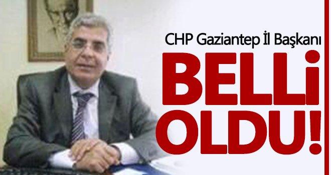 CHP Gaziantep İl Başkanı Neşet Uçar oldu