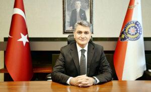Gaziantep Emniyet Müdürü Zeybek'ten istifa açıklaması