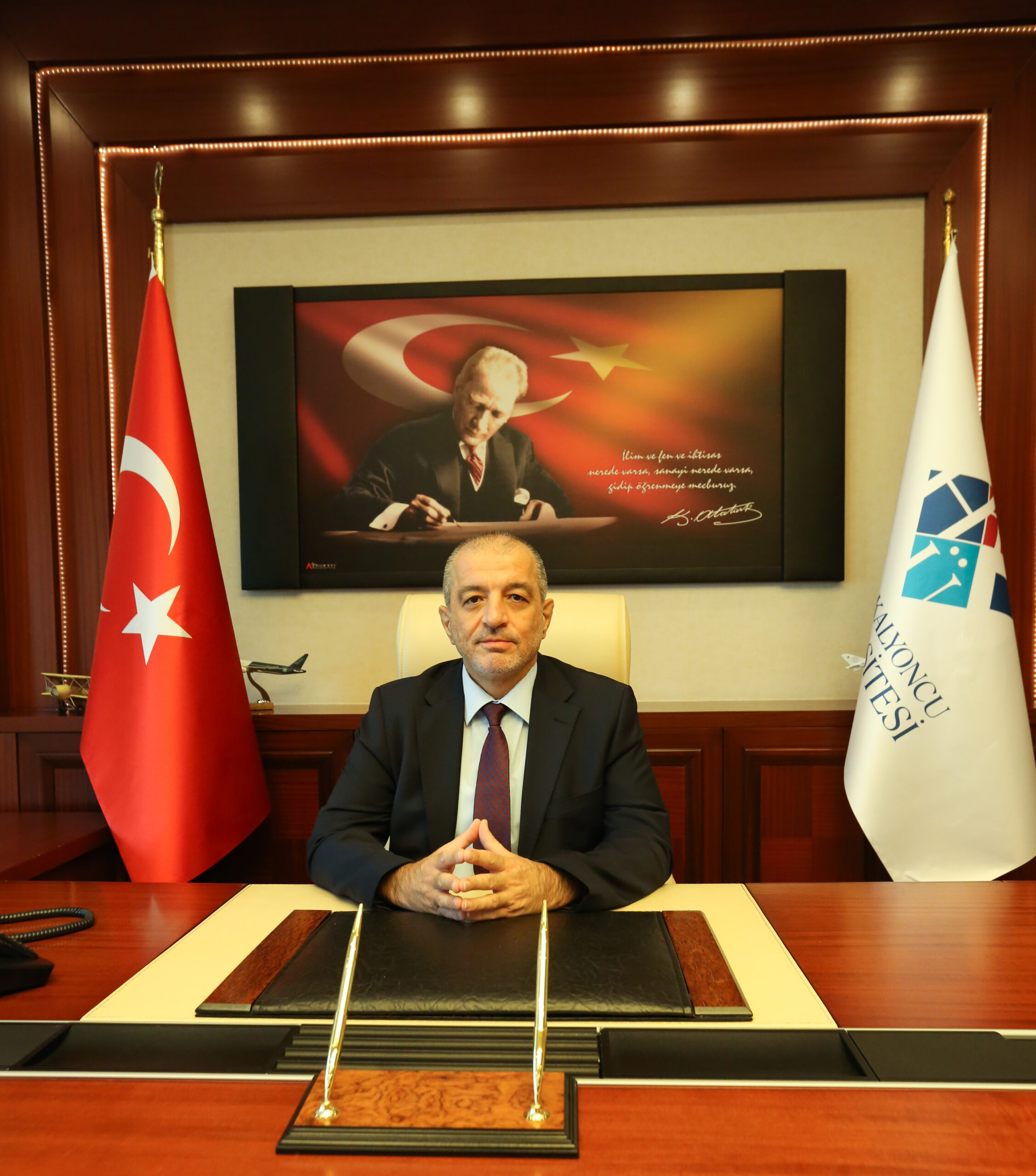 """Rektör Dereli'nin """"Ramazan Bayramı"""" Mesajı"""