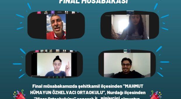 """TÜGVA """"HADİ BENİ İKNA ET Münazara Yarışmasının Kazananı Belli Oldu"""