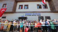 ŞAHİNBEY SOSYAL TESİS REKORUNU KIRDI