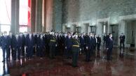 30 Ağustos Zafer Bayramı: Cumhurbaşkanı Erdoğan, Anıtkabir'de düzenlenen törene katıldı