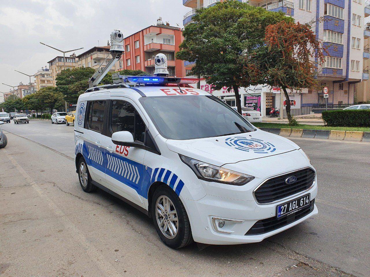 Mobil İhlal Tespit Sistemi (MİTS) Sokaklarda…
