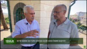SEYİT NESİMİ ÇALIŞMAMIZ AZERBEYCAN TV PROGRAMINDA